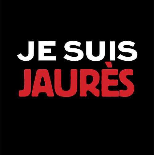 Je suis Jaurès - Charles Silvestre